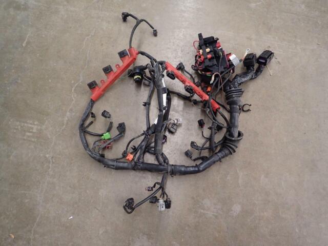 13 14 15 16 17 Audi Q5 3 0l Engine Wire Harness Id