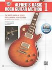 Alfred's Basic Rock Guitar Method, Bk 1: The Most Popular Series for Learning How to Play, Book & Online Audio by Ron Manus, Nathaniel Gunod, L C Harnsberger (Paperback / softback, 2016)