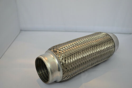 """1.75/"""" STAINLESS STEEL 45MM EXHAUST PIPE REPAIR FLEXI TUBE JOIN FLEX 645200"""