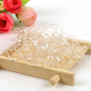 1000x-Mini-Clear-Elastic-Hair-Rubber-Bands-Braiding-Braids-Plaits-Small-Bands