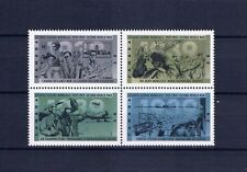 canada stamps 1989 50th Anniv of Second World War sg1346/9 … Mint ...
