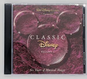 Classic-Disney-Vol-1-60-Years-of-Musical-Magic-CD