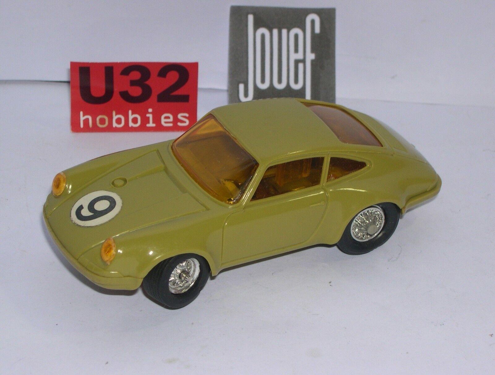 FN JOUEF 3658 SMasse CAR PORSCHE 911 S  9 AUSGEZEICHNET ZUSTAND UNBOXED