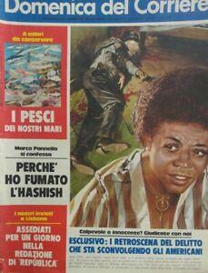 DOMENICA-DEL-CORRIERE-N-31-1975