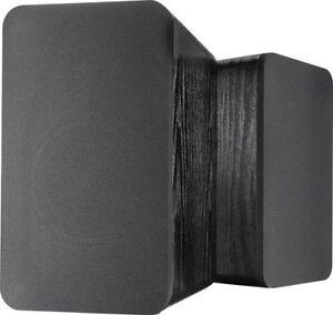Insignia NS HBTSS116 Powered Bluetooth Bookshelf Speakers Pair