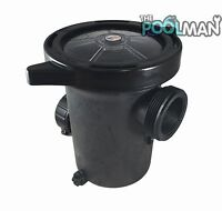 Waterway 2 X 2 Pump Housing W/lid & Basket 310-6600