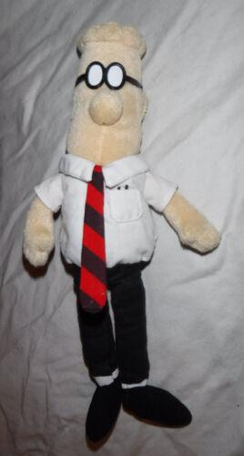 "Details about  /Gund Dilbert Comic Strip 11/"" Plush Soft Toy Stuffed Animal"