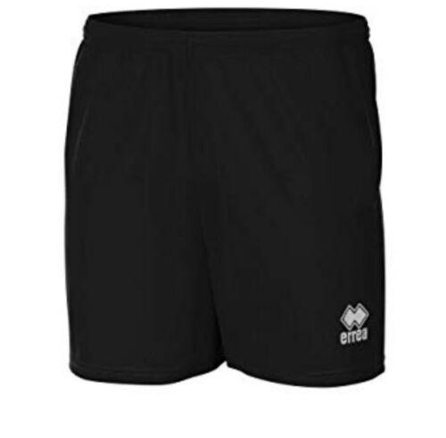 PR1B Errea Shorts Black Adult Medium