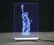 Liberty Freiheitsstatue 2  LED-Schild Statue of Liberty -  present gift Geschenk