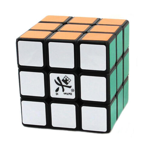 DAYAN V 5 ZHANCHI 3x3x3 Speed Cube Magic Puzzle Black Twist