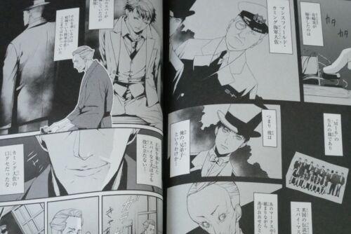 Joker Game The Animation vol.1~5 Complete Set JAPAN manga LOT