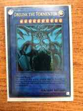 Yu-Gi-Oh! Obelisk the Tormentor GB1-002 Ultra Rare Holo Foil