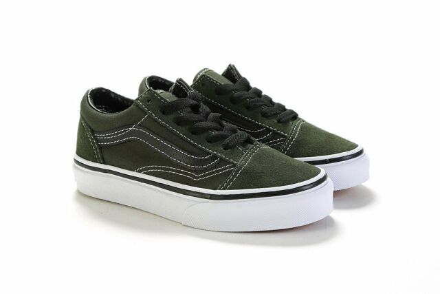 d1e8f75c90a VANS Old Skool Duffel Bag black Kids Shoes 12.5 for sale online