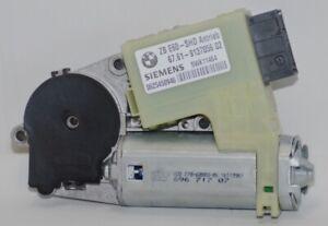 Moteur-Bmw-5ER-E60-E65-LCI-Unite-D-039-Entrainement-Toit-Ouvrant-Actionneur-9137056