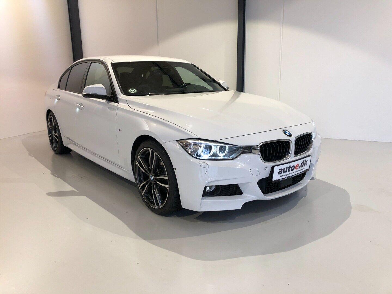 BMW 320d 2,0 M-Sport aut. 4d - 274.800 kr.