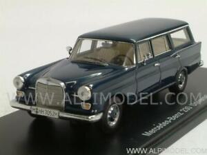 Mercedes 230 Universal Blue Promo 1:43 Spark B66040586