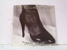 "ROLLING STONES ""START ME UP / NO USE IN CRYING"" 45/wPS"