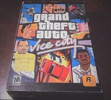 Grand Theft Auto: Vice City [PC, 2003] Retail Long Box - JEWEL CASE STILL SEALED