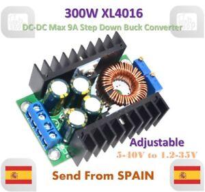 300W-XL4016-DC-DC-Max-9A-Step-Down-5-40V-to-1-2-35V-Regolabile-Power-Supply