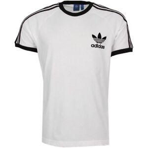 adidas Originals Mens Essentials California T Shirt Black