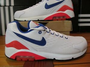 brand new 9ca58 f4724 Image is loading NEW-Nike-Air-Max-180-EM-White-Solar-