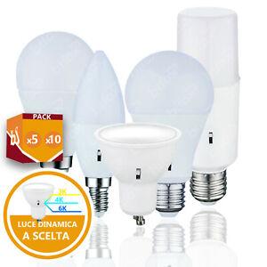 LAMPADINE-LED-BULBO-E14-E27-GU10-SMART-CAMBIA-COLORE-A-SCELTA-LUCE-LAMPADINA