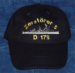 "Marine Basecap Mütze Zerstörer /""Z5/"" D179 ...........B3238"