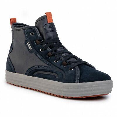 Men shoes sneakers Geox kelthor u948ga 022me c4002 Original Leather to 2020 NEW | eBay