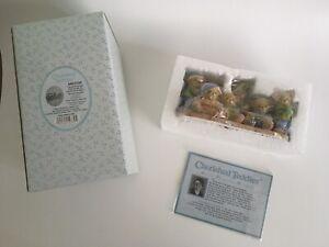 Cherished Teddies #4007339 Seven Dwarfs Limited Edition NEW