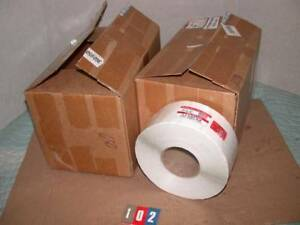 Zebra-printer-Able-label-plain-white-rolls-3-1-5-DT-O-R-3-034-x-1-5-034-4000-per-roll