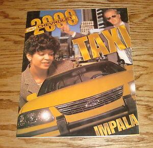 Original-2000-Chevrolet-Impala-Taxi-Sales-Brochure-00-Chevy