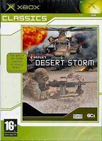 Conflict Desert Storm // Jeu Xbox Neuf Sous Cello. Complet Avec Notice.