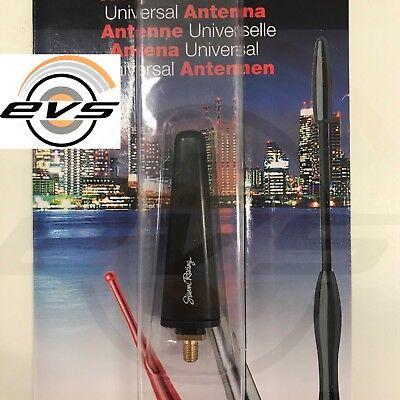 Antenna Radio 6 cm Speciale Alfa Romeo Fiat Lancia Simoni Racing Cromo ASR//19