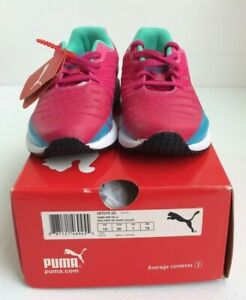 Details about PUMA FAAS 300 V3 BLUE ATOLL WH BEETRT PURPLE