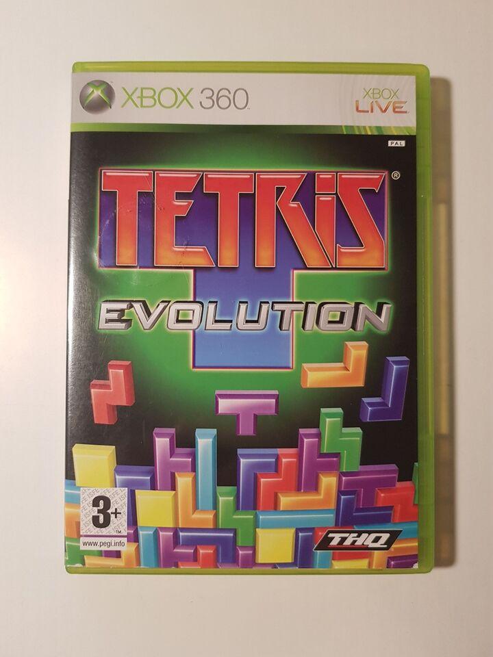 Tetris Evolution, Xbox 360