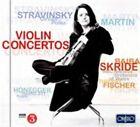 Violin Concertos,Pacific 231,Rugby,Circus Polka von Bbc Now,Thierry Fischer,Baiba Skride (2012)