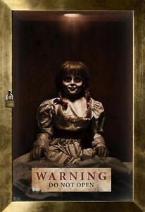 Thriller-Horror-Annabelle-Creation-Art-Print-Movie-POSTER-18x12-36x24-40x27-034