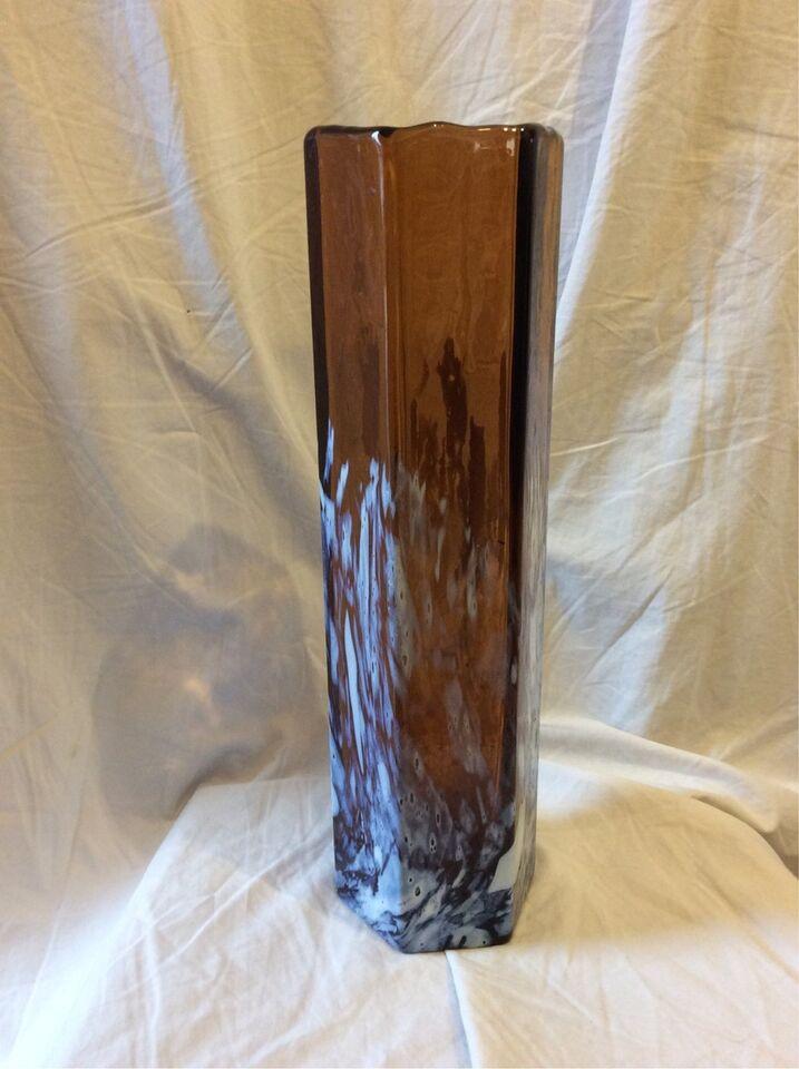 Glas, Vase, Svensk glasværk