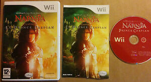 LE-MONDE-DE-NARNIA-CHAPITRE-2-LE-PRINCE-CASPIAN-pour-Nintendo-Wii-Disney