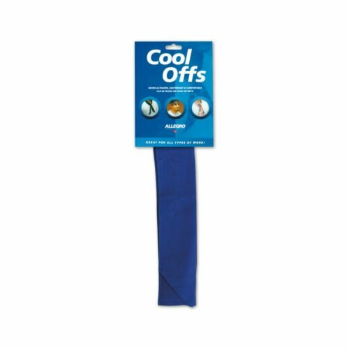 ALLEGRO 8405-53 COOL OFF COOLING WRAP ROYAL BLUE 1 EACH