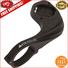 Kom Cycling Garmin Bike Mount Carbon Finish Edge Designed for 520 0ther Models