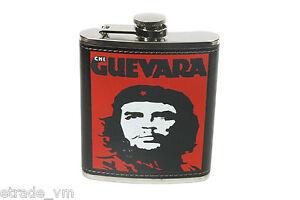 Bouteille flasque Che Guevara Cuba Cuba revovution Fidel Castro idée cadeau  </span>