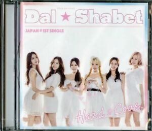 DAL-SHABET-HARD-TO-LOVE-JAPAN-CD-B63