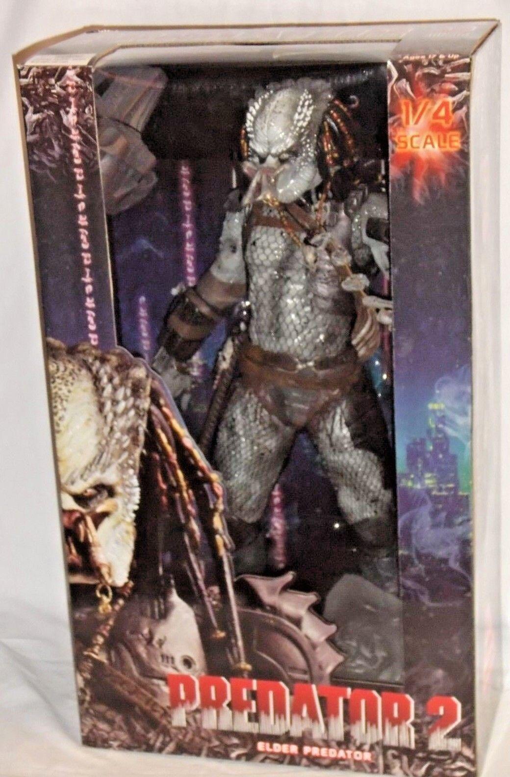 preferente Sellado Neca Elder Depredador 2 perdido tribu 14 14 14 escala 18 Sin Máscara Película Figura de acción  barato y de alta calidad