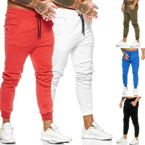 Jogging Pants Jogger Streetwear Sport Pants Fitness Men's