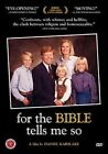 for The Bible Tells Me so 0720229913058 With Daniel Karslake DVD Region 1
