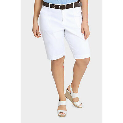 NEW Regatta Woman Essential Belted Short White