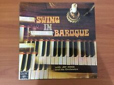 Vinyl LP - Swing in Baroque with Jef Mike and his Orchestra. Rare, Hard to Find.