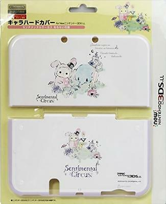Sentimental Circus Protect Case Cover for New Nintendo 3DS LL XL