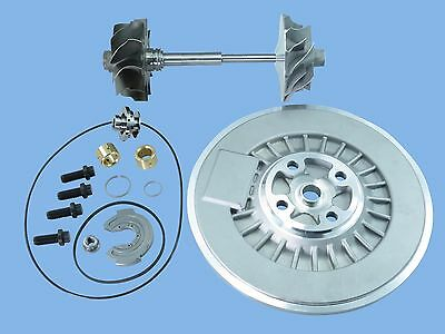 International Transit 8.7L DT466 GTA3776 Turbo Comp Wheel /& Shaft /& Rebuild Kit